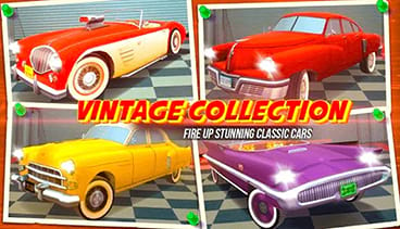 Classic cars show VR
