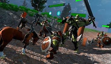 Orc War VR